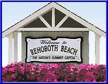 Welcome to Rehoboth