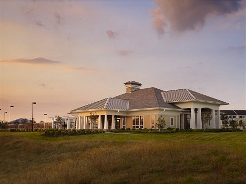 Plantation Lakes Clubhouse