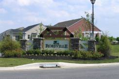 Roesville Neighborhood-Felton-DE-Entrance
