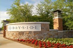 Bayside neighborhood-Selbyville-DE-Entrance