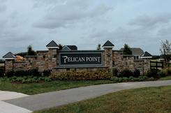Pelican Point Millsboro Entrance Sign