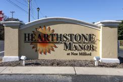 Hearthstone Manor Entrance