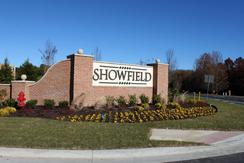 Showfield Neighborhood Entrance