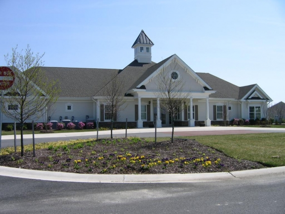 Nassau Grove-Gated Community-Lewes-DE-Clubhouse