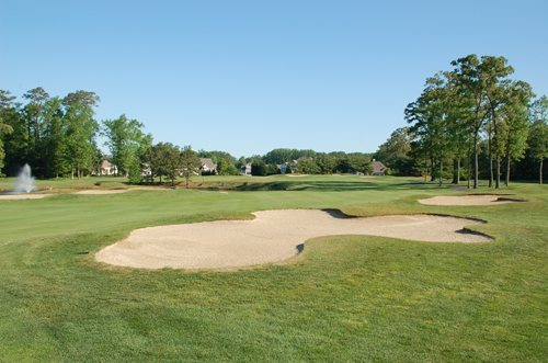 Kings Creek Country Club-Rehoboth Beach-DE-golf course