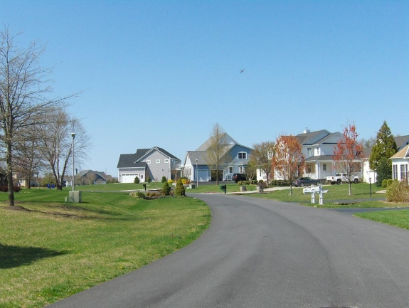 Wolfe Pointe Neighborhood